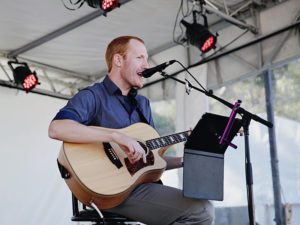 Shiraz Sunday with live music by Luke Bourchier @ The Tasting Room, Steel Cutters Cottage