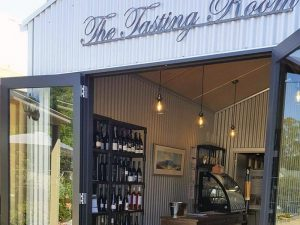 Tastes of The Grape @ The Tasting Room, Steel Cutters Cottage