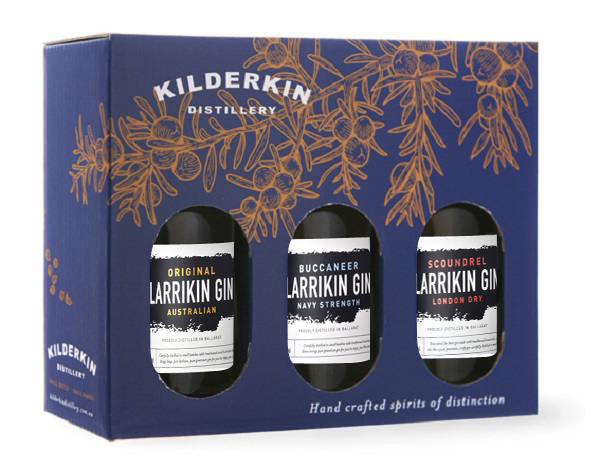 3 gift gin pack