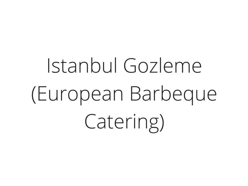 Istanbul Gozleme