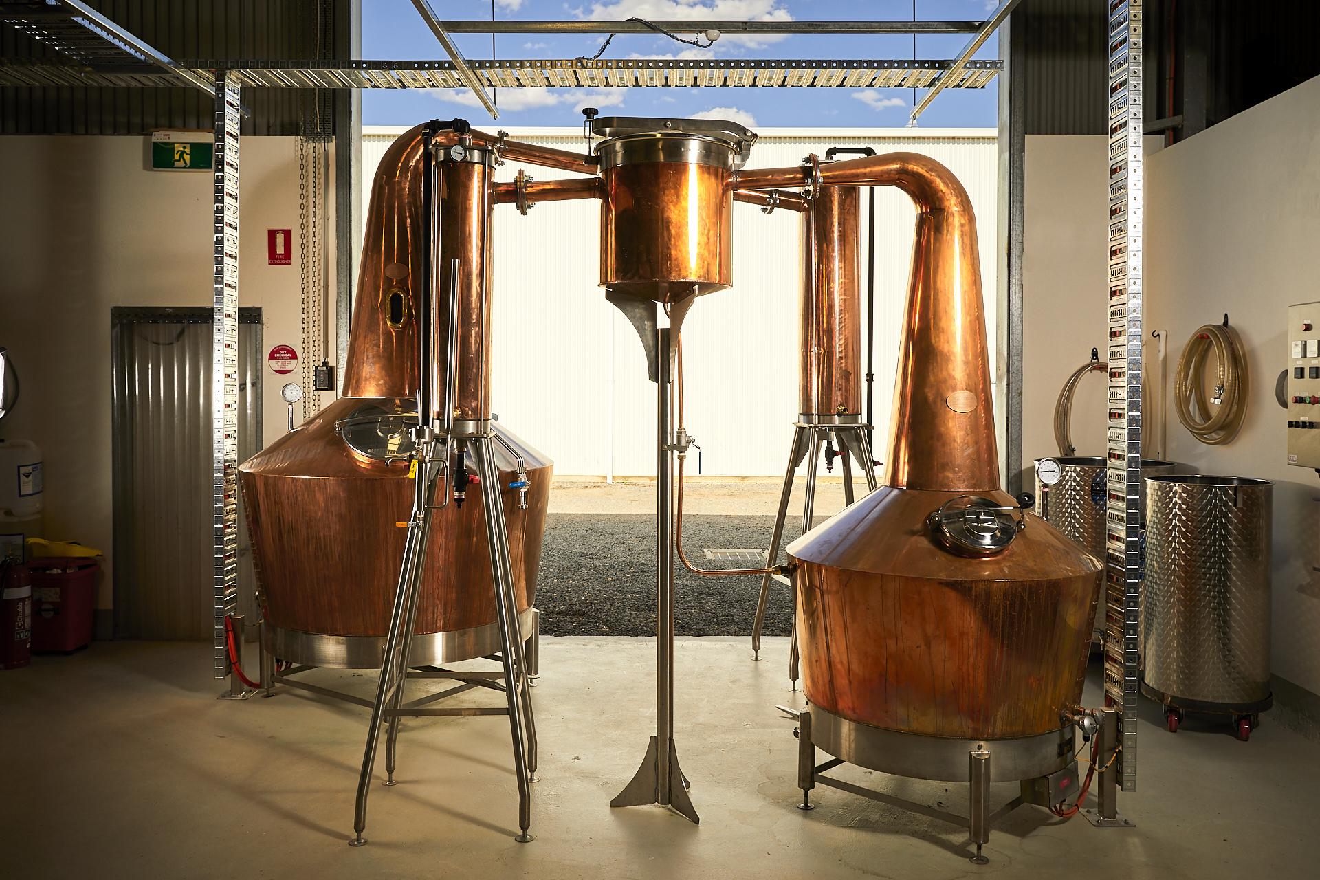 Distillery therme косметика купить