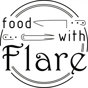 Food with Flare logo